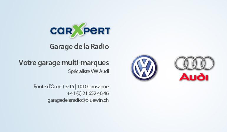 Garage de la Radio communication électronique et web