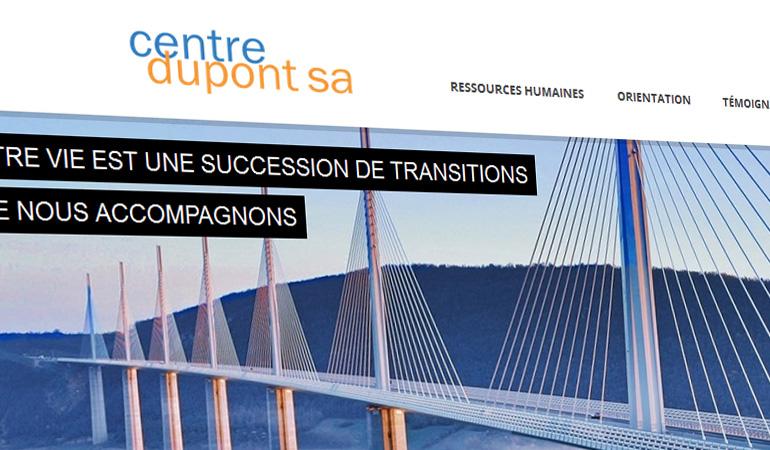 7Media site internet Centre Dupont SA