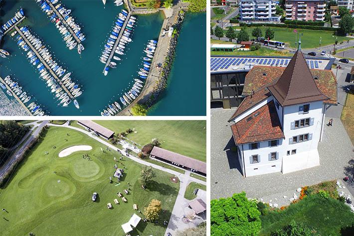 7Media drone photos aériennes mosaique